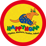 Happyhopp Kinderparadies Logo