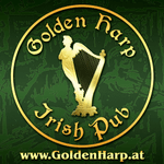 Golden Harp Logo