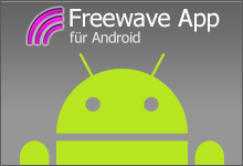 Freewave iOS App Promotion