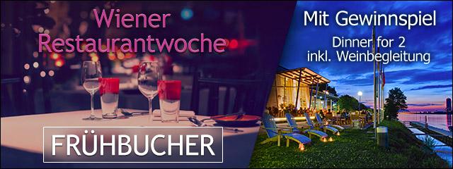 Wiener Restaurantwoche 2018