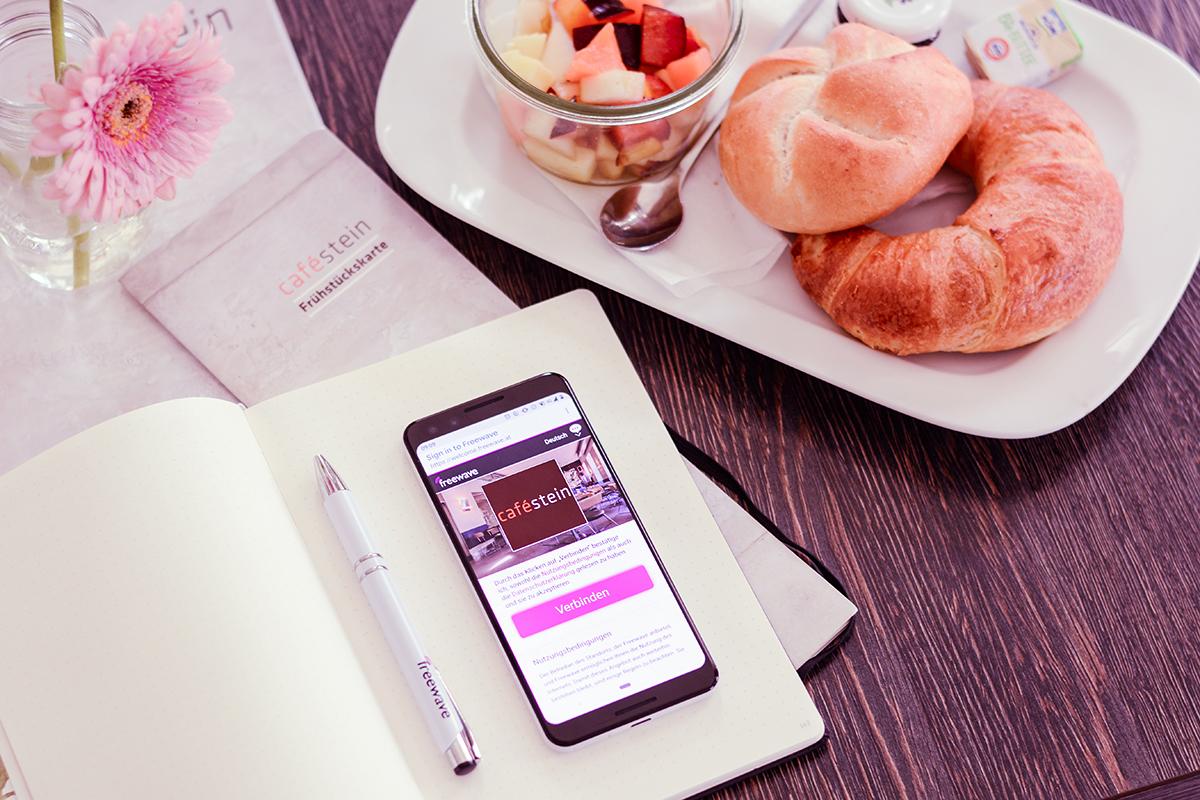 Cafe Stein Frühstück |Freewave