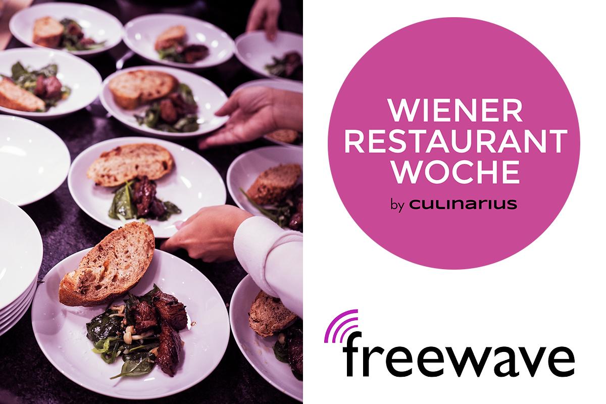 Wiener Restaurantwoche | Freewave-Teaser