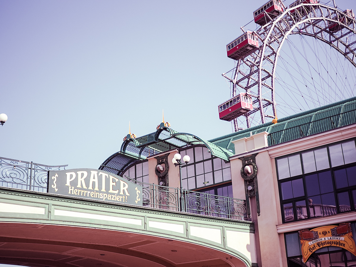 Prater-Tour mit Freewave