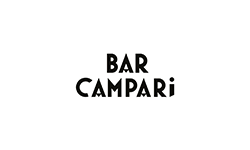 Bar Campari: Logo | Freewave