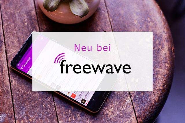 Freewave Hotspots: Neu