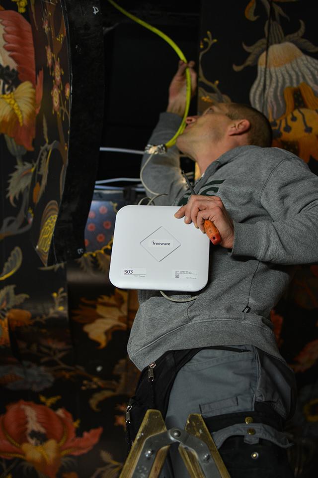 Freewave: Sechser Clubbar in Wien