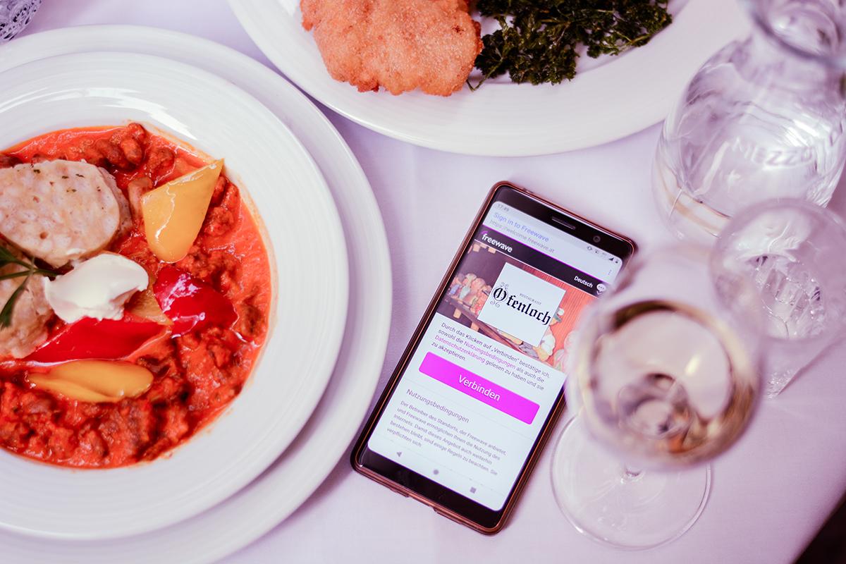 Restaurant Ofenloch | Freewave-Hotspot Wien