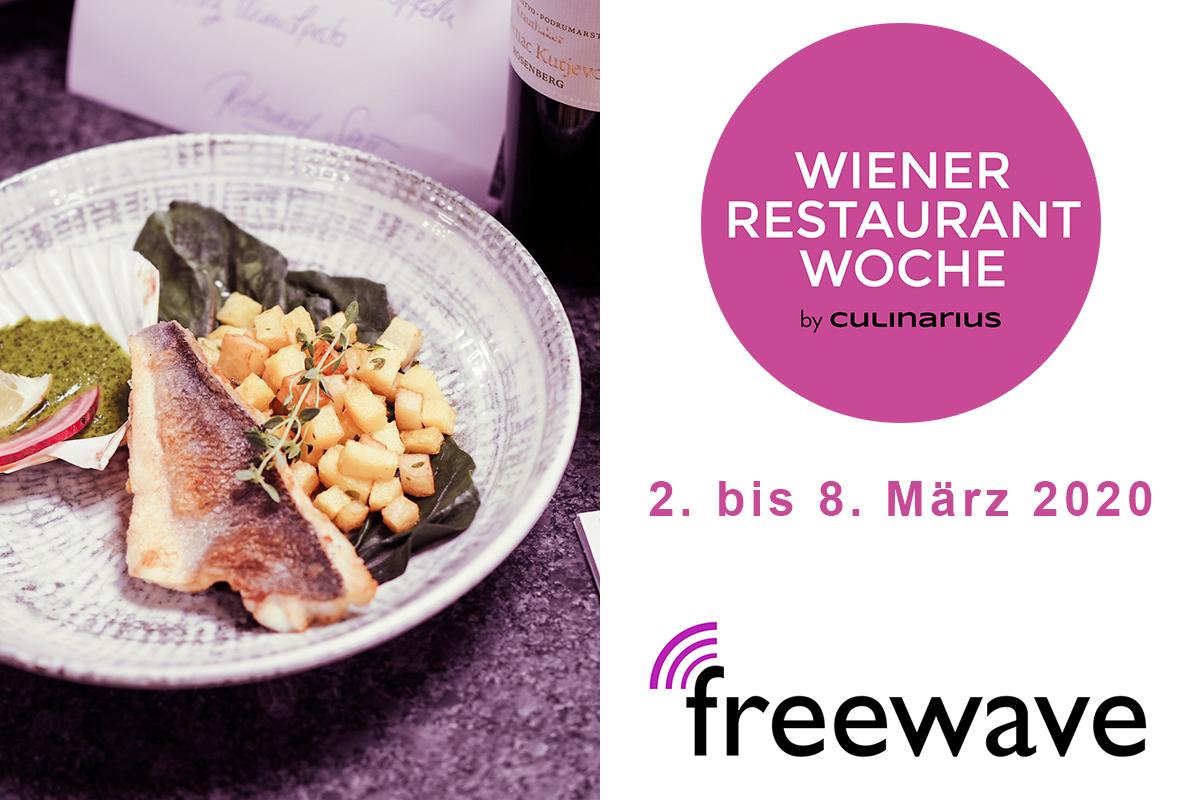 Wiener Restaurantwoche 2020 | Freewave