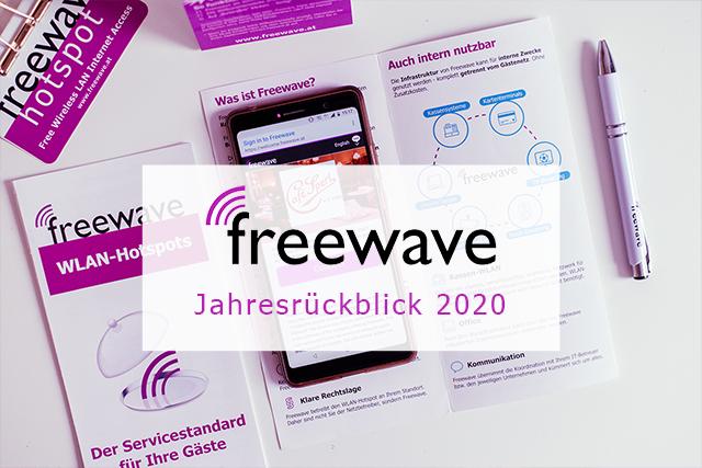 Freewave: Jahresrückblick 2020