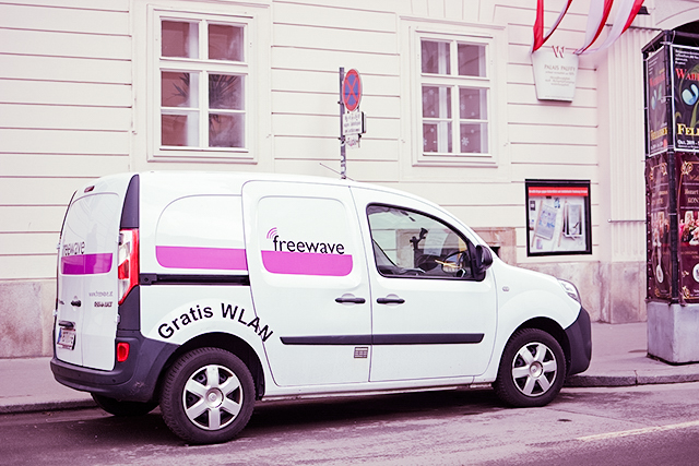 Freewave WLAN-Provider | Services