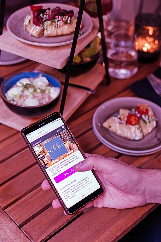Freewave-Hotspots bei der Wiener Restaurantwoche | Freewave